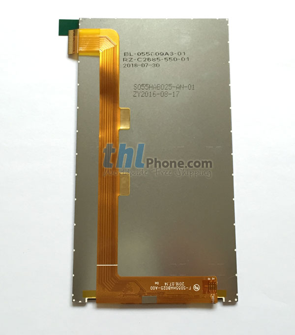 original thl t9 lcd display screen