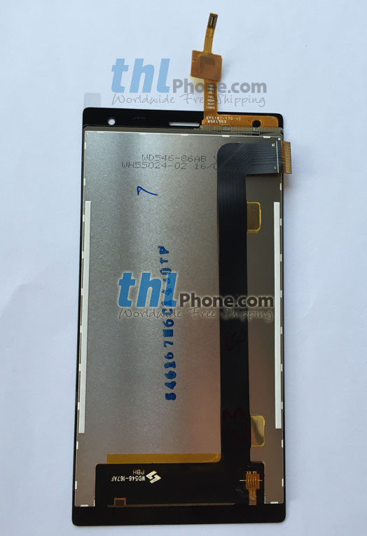 original thl t7 screen