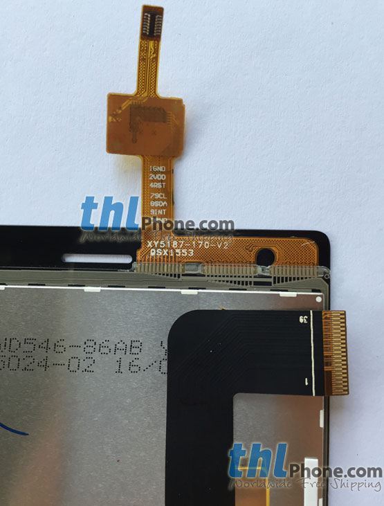 thl t7 lcd display and touch screen digitizer
