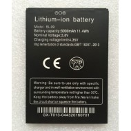 Original THL T9 and T9 Pro Battery 3000 MAh Battery for THL T9 Mobile Phone with Free Shipping